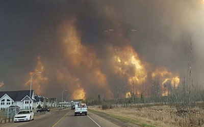 Help for Fort McMurray – Let Canadian Spirit Contribute to Relief Work