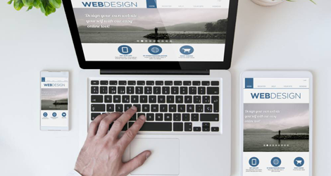 Edmonton Website Design and Development Services