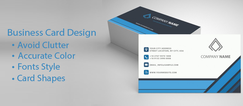 10 Secrets Behind Designing Unique Business Cards