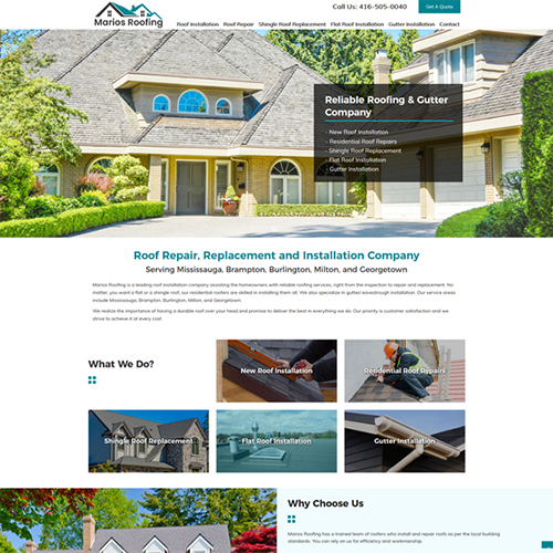 Website Design Company Edmonton