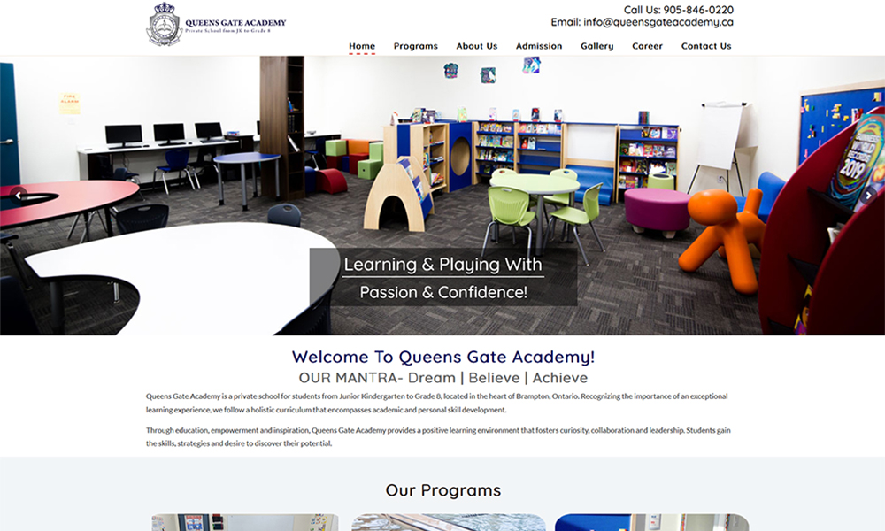 Website Design Company Edmonton