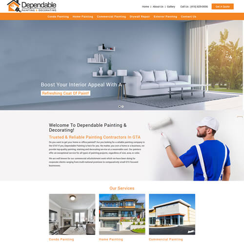 Website Development Company Edmonton