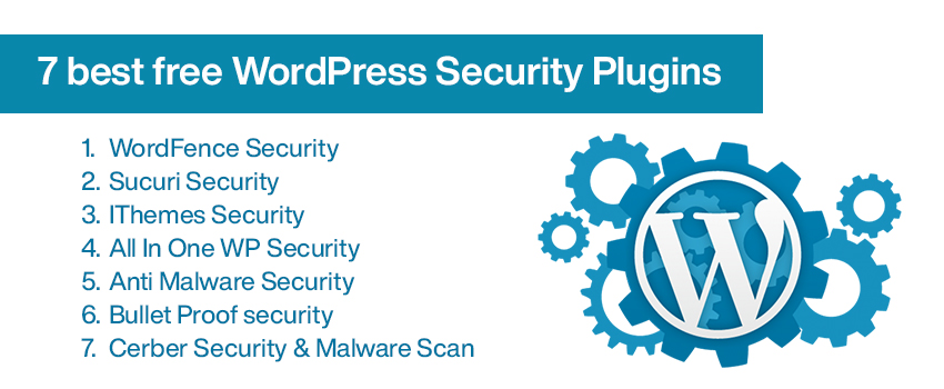 7 Best Free WordPress Security Plugins to Protect Your Website