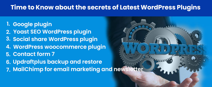 Time to Know about the secrets of Latest WordPress Plugins