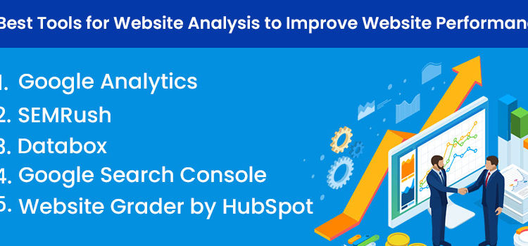Best Tools for Website Analysis to Improve Website Performance
