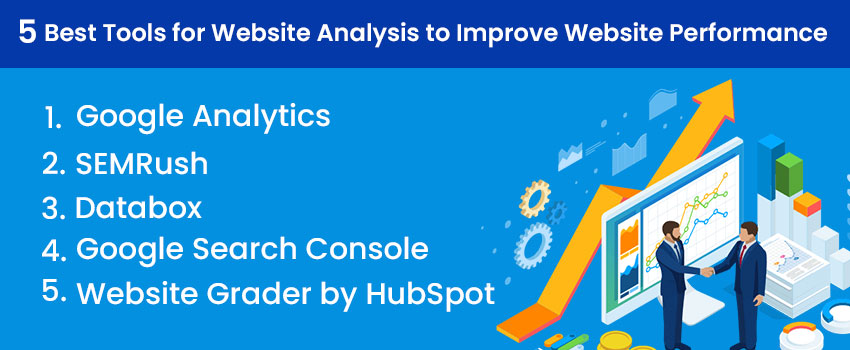 5 Best Tools for Website Analysis to Improve Website Performance